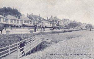 Budleigh Salterton , Devon , England , 00-10s ; The Promenade , W.