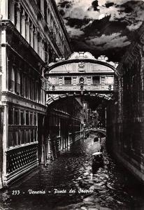 Ponte dei Sopiri Italy Postcard Venezia Ponte dei Sopiri