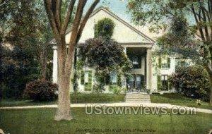 Oak Knoll, Home of Poet Whittier - Danvers, Massachusetts MA