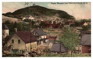 New Hampshire Orfordville , Sunday Mountain , pub Ladies Aid Society