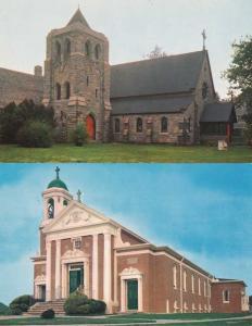 St Peter's by Sea Church St Mary's Star of the Sea Narragansett RI Rhode Island