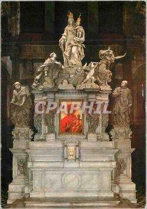 Modern Postcard Venezia Altar Master J's Court (1627-1679)