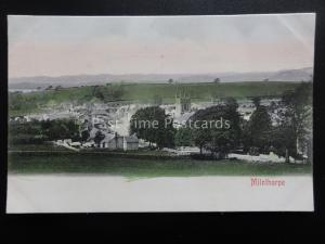 Cumbria MILNTHORPE VILLAGE c1905 Postcard by John Mashiter Post Office