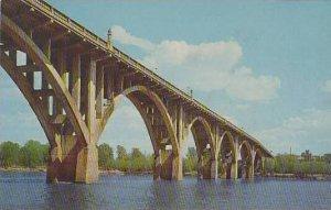 Arkansas Fort Smith Scenic Garrison Avenue Bridge