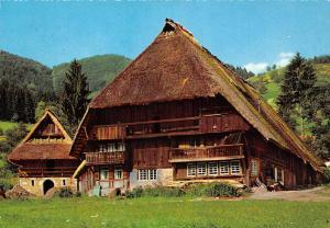 Schwarzwaldhaus House Maison Forest