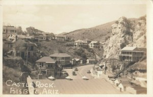 RP: BISBEE , Arizona , 1930s ; Castle Rock