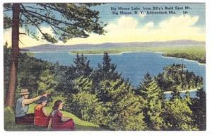 Glenmore Hotel, Big Moose Lake NY
