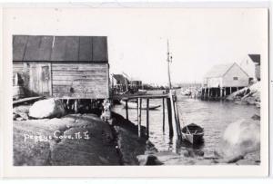 RPPC, Peggy's Cove NS
