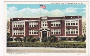 SHELBYVILLE, Kentucky, 00-10s; Shelbyville High School
