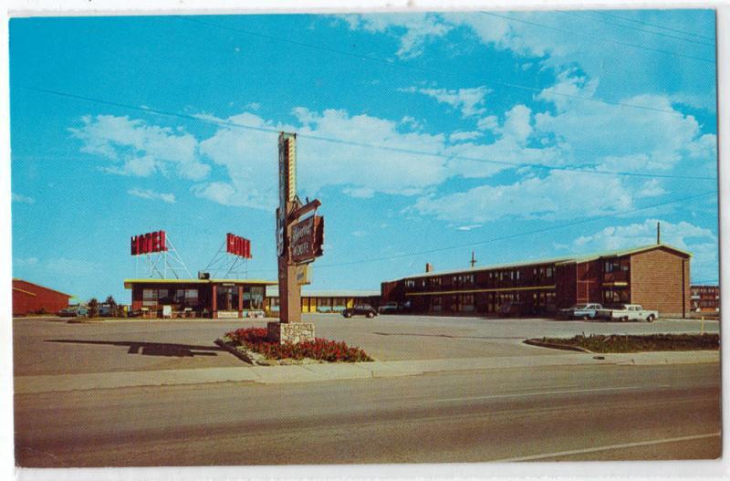 Sherwood House Motel, Regina Saskatchewan
