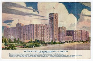 The New Plant Of Sears, Roebuck & Company at Philadelphia