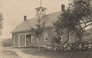 RP: PERKINSVILLE , Vermont, 1900-10s ; School