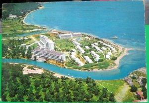 Greece Corfu Messogi Beach - posted 1980