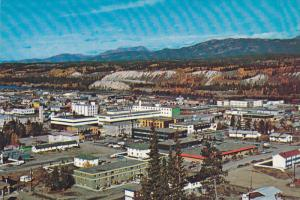 City Of Whitehorse, Capitol Of The Yukon Territory, Yukon, Canada, 1950-1970s