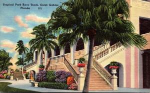 Florida Miami Coral Gables Tropical Park Race Track