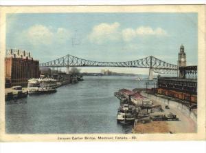 James Cartier Bridge , MONTREAL , Quebec , Canada , 30-40s