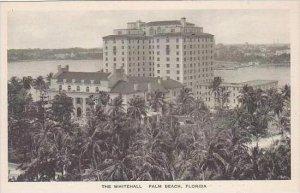 Florida Palm Beach The Whitehall Albertype