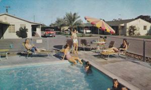 Swimming Pool , El Rokay Lodge , PHOENIX , Arizona , PU-1957