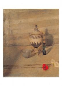 Art Postcard Iceland Poppies (c1908-09) by Vanessa Bell JB551