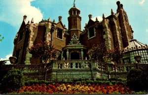 Florida Orlando Walt Disney World The Haunted Mansion