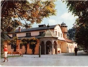 Slovakia, State Spa, Piestany, Napoleon's Watering House, 1967 used Postcard