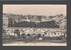 086732 Algeria Alger Quais Square Bresson et Tournants Rovigo