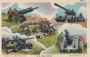 U.S. Field Artillery , 1930-40s