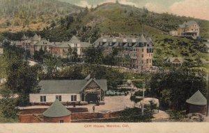 Cliff House , MANITOU , Colorado , 1908