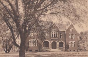 NORTHAMPTON, Massachusetts, 1920s; Students' Building, Smith College