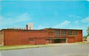 Fort Knox KY~Army Post~Gammon Field House Athletic Building~1961 Soldier Mail