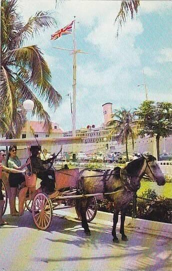 Bahamas Nassau Sightseeing Carriage