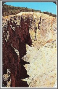 Colorado The Glory Hole Postcard