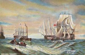 Sailing Vessels at SPITHEAD , 00-10s