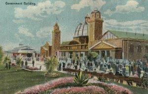 TORONTO , Ontario , 1900-10s ; CNE , Government Building