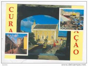CURACAO, Fort Amsterdam, 1980s