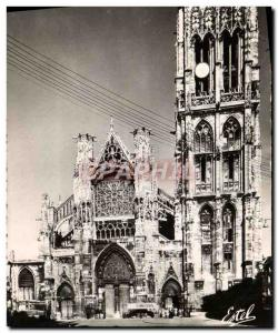 Modern Postcard Dieppe L & # 39Eglise Saint Jacques