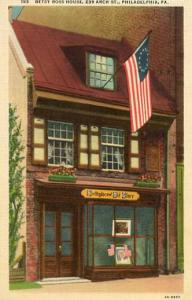 PA - Philadelphia, Betsy Ross House