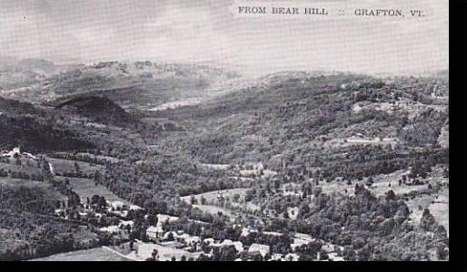 Vermont Grafton Scene From Bear Hill Dexter Press Archives