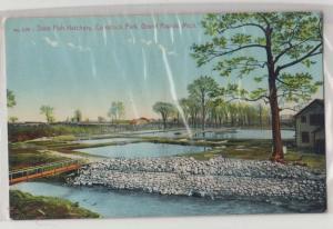 State Fish Hatchery, Comstock Park, Grand Rapids MI