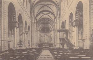 JEMAPPES (Hainaut) , Belgium , 00-10s ; Interieur Eglise
