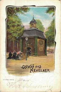 Germany Gruss Aus Kevelaer 01.69