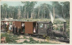 HARBOR SPRINGS, Michigan, 1900-10s; Excursion Lodging Train