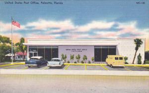 Florida Palmetto Post Office