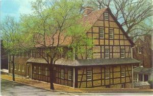 The single Brothers House Salem Winston-Salem North Carolina