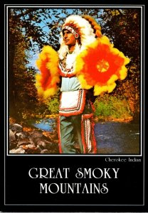 North Carolina Great Smoky Mountains Cherokee Indian Thurman Welch