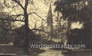 Austria Wien - Vienna Rathaus