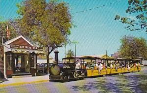 Depot and Conch Tour Train Key West Florida