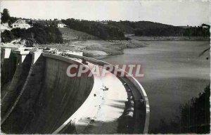 Postcard Modern Dam St Etienne Cantales