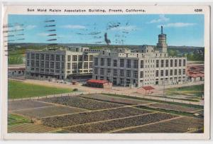 Sun Maid Raisin Accoc. Fresno CA