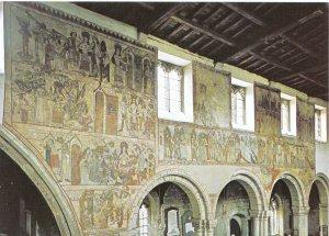 Yorkshire Postcard - St Peter and St Paul Parish Church - Pickering   SM136